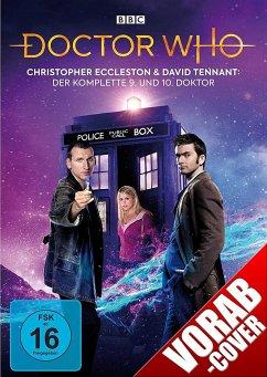 Doctor Who - Die Christopher Eccleston und David Tennant Jahre: Der komplette 9. und 10. Doktor Limited Edition - Tennant,David/Agyeman,Freema/Piper,Billie/+