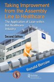 Taking Improvement from the Assembly Line to Healthcare (eBook, PDF)