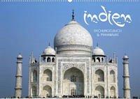 Indien - Dschungelbuch und Maharajas (Wandkalender 2022 DIN A2 quer)