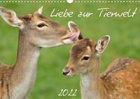 Liebe zur Tierwelt (Wandkalender 2022 DIN A3 quer)