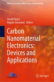 Carbon Nanomaterial Electronics: Devices and Applications (eBook, PDF)