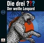 Der weiße Leopard / Die drei Fragezeichen - Hörbuch Bd.212 (1 Audio-CD)
