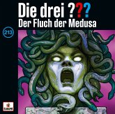 Der Fluch der Medusa / Die drei Fragezeichen - Hörbuch Bd.213 (1 Audio-CD)