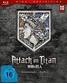 Attack on Titan Staffel 1 - Gesamtausgabe