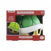 Super Mario grüner Panzer Leuchte mit Sound