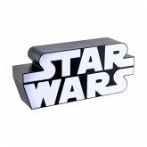 Star Wars Logo Leuchte