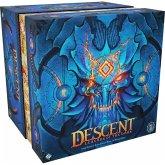 Asmodee FFGD1500 - Descent Legende der Finsternis, Fantasyspiel, Brettspiel