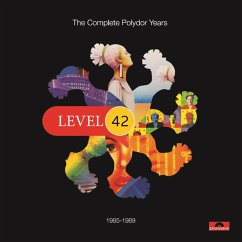 The Complete Polydor Years Vol.Two 1985-1995 - Level 42
