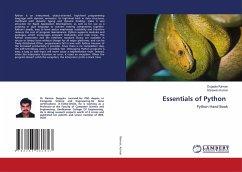 Essentials of Python