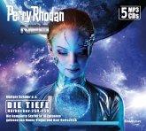 Perry Rhodan Neo Episoden 250-259 (5 MP3-CD), MP3-CD