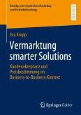 Vermarktung smarter Solutions (eBook, PDF)