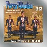 Perry Rhodan Silber Edition (MP3-CD) 57: Das heimliche Imperium, MP3-CD