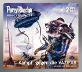 Perry Rhodan Silber Edition 118: Kampf gegen die VAZIFAR (2 MP3-CD), MP3-CD