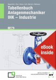 eBook inside: Buch und eBook Tabellenbuch Anlagenmechaniker IHK - Industrie