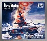 Perry Rhodan Silber Edition (MP3 CDs) 154: Kodexfieber, MP3-CD