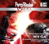 Perry Rhodan Wega - Die komplette Miniserie (6 MP3-CD), MP3-CD