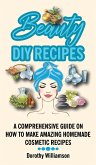 Beauty DIY Recipes: A Comprehensive Guide on How to Make Amazing Homemade Cosmetic Recipes