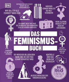 Big Ideas. Das Feminismus-Buch (eBook, ePUB) - Carroll, Georgie; Duguid, Beverley; Gehred, Kathryn; Kirillova, Liana; Kramer, Ann; Holmes, Marian Smith; Weber, Shannon
