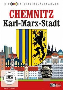 Die DDR in Originalaufnahmen - Karl-Marx-Stadt/Chemnitz - Ddr In Originalaufnahmen,Die