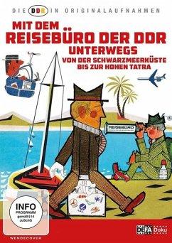 Die DDR in Originalaufnahmen - Mit dem Reisebüro der DDR unterwegs - Von der Schwarzmeerküste bis zur Hohen Tatra - Ddr In Originalaufnahmen,Die