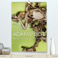 Adamsfeige - Akt im verlorenen Paradies (Premium, hochwertiger DIN A2 Wandkalender 2022, Kunstdruck in Hochglanz)