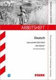 STARK Arbeitsheft - Deutsch - BaWü - Ganzschrift 2021/22 - Jansen: Herzsteine