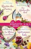 Die Maierhofen-Reihe Band 1-4: - Kräuter der Provinz / Das Weihnachtsdorf / Die Blütensammlerin / Spätsommerliebe (4in1-Bundle) (eBook, ePUB)