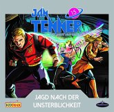 Jan Tenner - Jagd nach der Unsterblichkeit, 1 Audio-CD