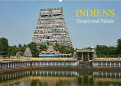 Indiens Tempel und Paläste (Wandkalender 2022 DIN A2 quer)