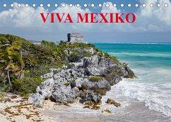 VIVA MEXIKO (Tischkalender 2022 DIN A5 quer)