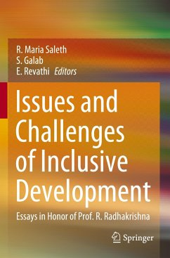 Issues and Challenges of Inclusive Development: Essays in Honor of Prof. R. Radhakrishna