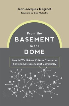 From the Basement to the Dome - Degroof, Jean-Jacques; Metcalfe, Bob
