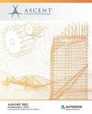 AutoCAD(R) 2022: Fundamentals - Part 1 (Metric Units): Autodesk Authorized Publisher