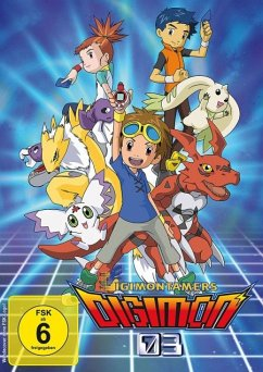 Digimon Tamers - Die komplette Serie (Ep. 01-51)