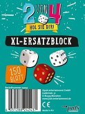 2 von 4 - XL-Ersatzblock, 150 Blatt