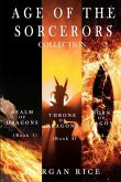 Age of the Sorcerers Collection: Realm of Dragons (#1), Throne of Dragons (#2) and Born of Dragons (#3)