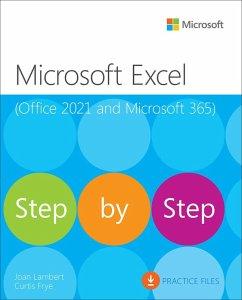 Microsoft Excel 365 Step by Step - Lambert, Joan; Frye, Curtis