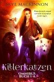 Killerkatzen Buch 1-4 (eBook, ePUB)