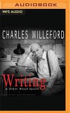 Writing & Other Blood Sports