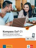 Kompass DaF C1. Kurs- und Übungsbuch