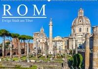 Rom - Ewige Stadt am Tiber (Wandkalender 2022 DIN A2 quer)