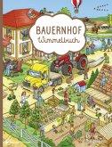Bauernhof Wimmelbuch