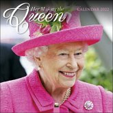 Her Majesty The Queen Broschurkalender 2022