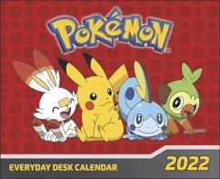 Pokemon Tagesabreißkalender 2022