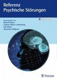 Referenz Psychische Störungen (eBook, ePUB)