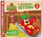 Die Karls Bande - Die Rutschen-Rettung, 1 Audio-CD