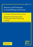 Abgabenordnung und Finanzgerichtsordnung (eBook, PDF)