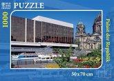 Das Bild und Heimat-XL-Fotopuzzle Palast der Republik