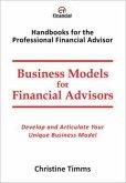 Business Models for Financial Advisors (eBook, ePUB)