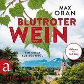 Blutroter Wein - Ein Krimi aus Südtirol (Ungekürzt) (MP3-Download)